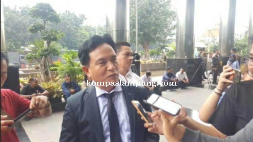 Yusril: Tak Akan Berpengaruh Hasil Pemilu, Prabowo Tolak Penghitungan KPU