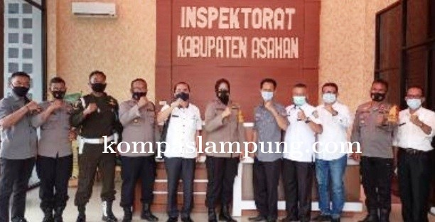 Satgas Aktif Berantas Pungli Di Kabupaten Asahan