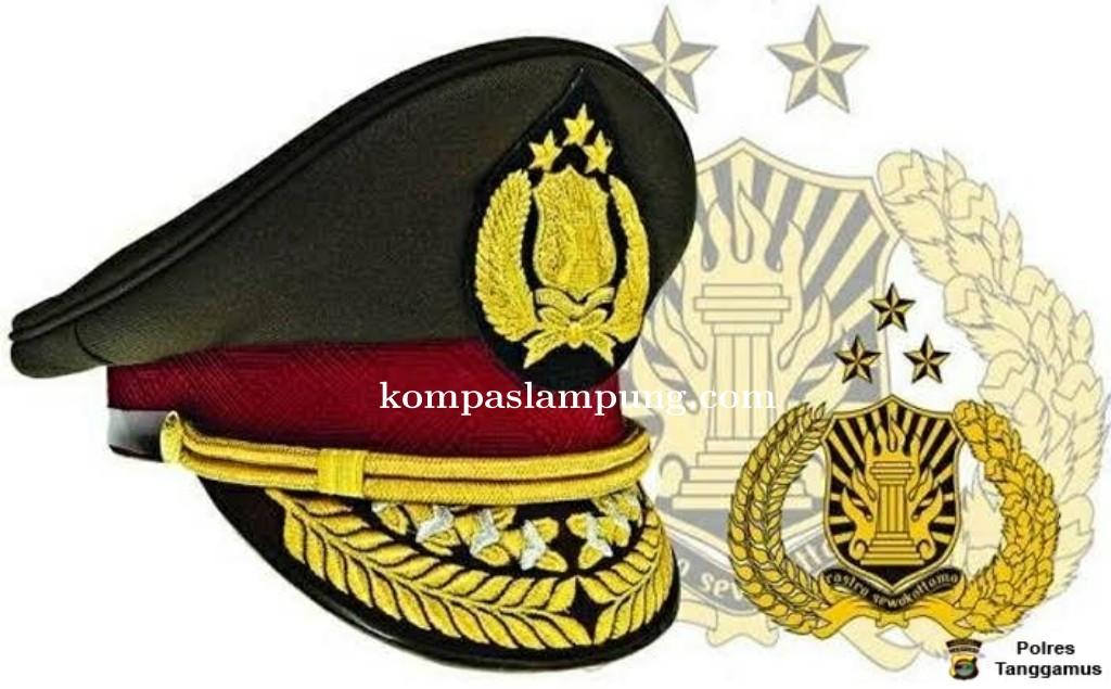 Polda Lampung Roling 147 Personil dan Sejumlah Kasat Serta Kapolsek