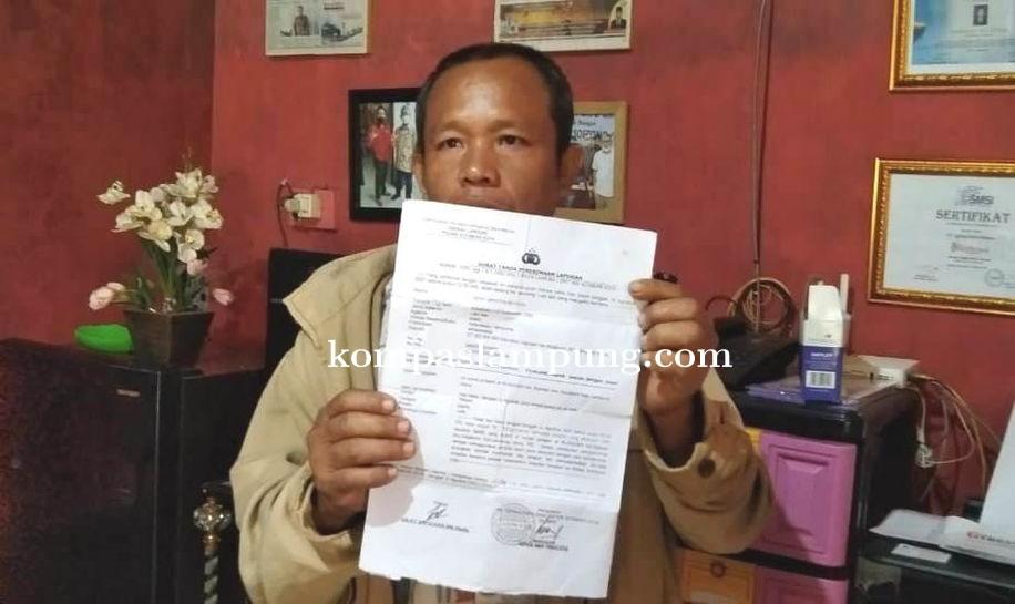 Aksi Rentenir Tagih Hutang, Dilaporkan ke Polisi