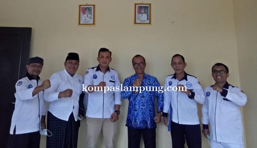 Dapat Dukungan Penuh Dari Kesbangpol, LAN Propinsi Lampung Siap Jalankan Program Desa Bersinar