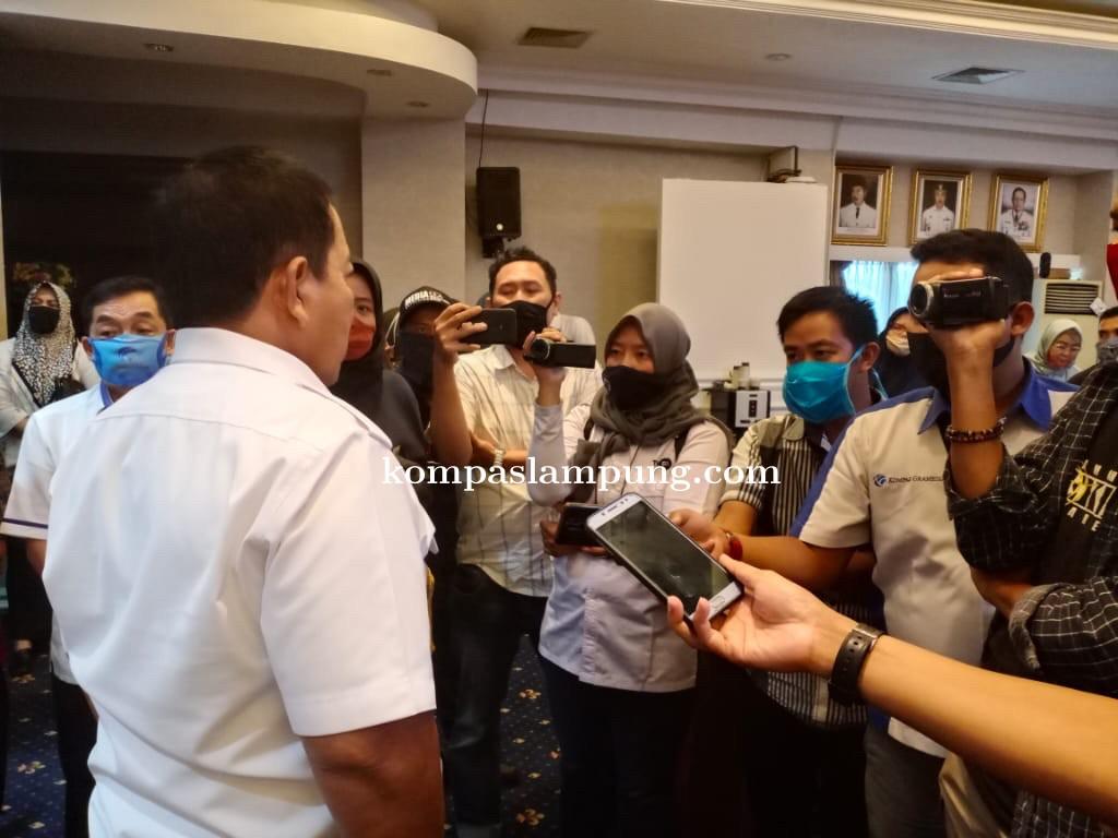 Bentak Wartawan Saat Rapat, Gubernur Lampung Akui Dirinya Preman