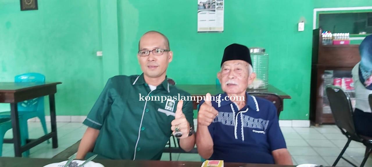 Ketua Dewan Syuro PKB Kota Metro Dukung Kader Maju Pilkada 2020