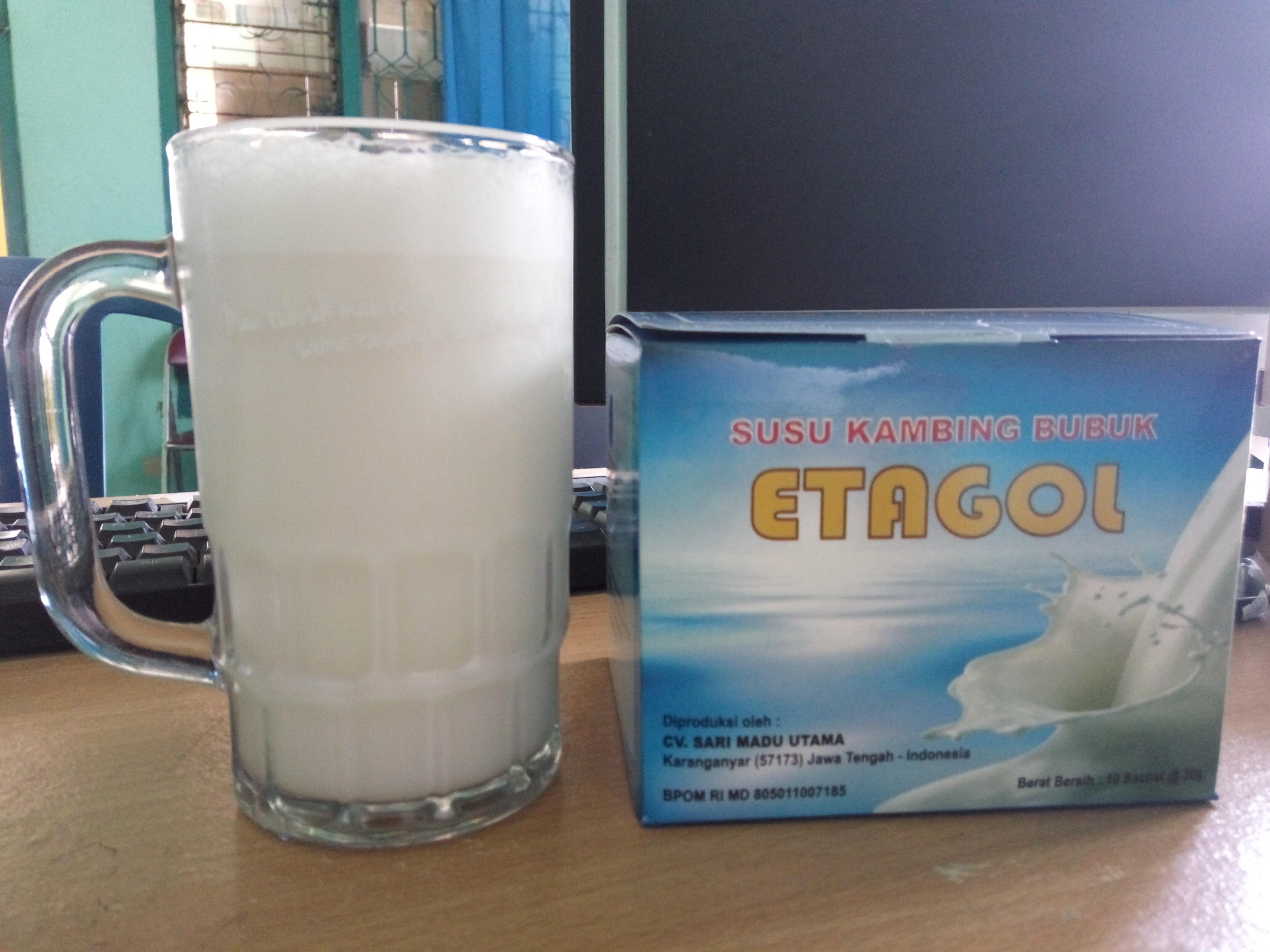 10 Manfaat Susu Kambing untuk Kesehatan