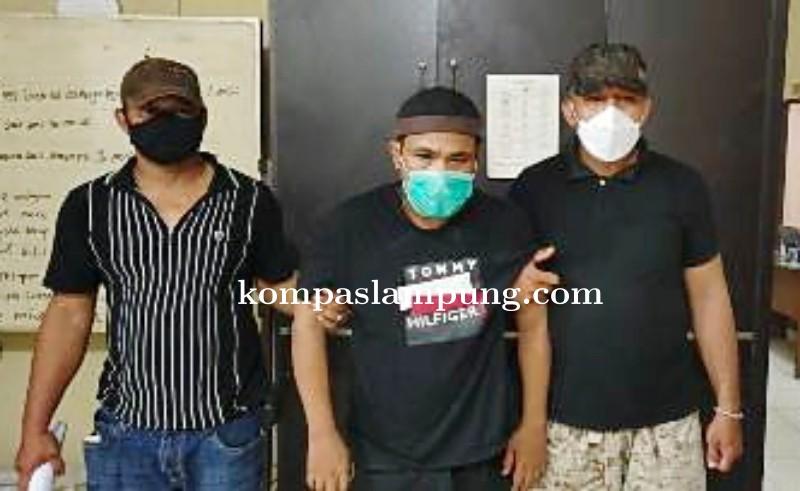 Satres Narkoba Polres Tanjungbalai Ringkus SS Jual Barang Terlarang