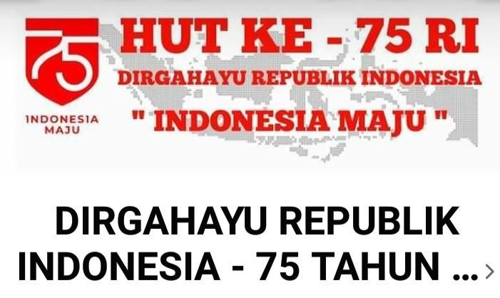 Ketua Presidium  FPII, HUT RI Ke-75 Kemerdekaan Pers Harus Ditegakan Untuk Indonesia Maju