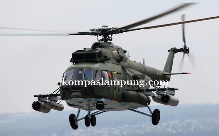 Helikopter TNI AD Hilang Kontak Di Papua, Nasib 12 Prajurit Belum Jelas