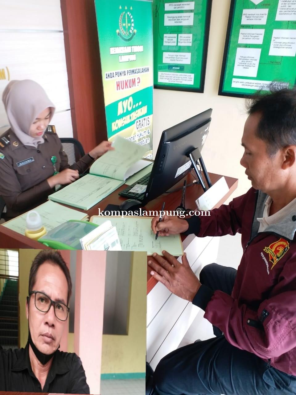 Ketua LSM GOTI Lampung Berharap Sejawat Hukum Periksa Jauri P3A