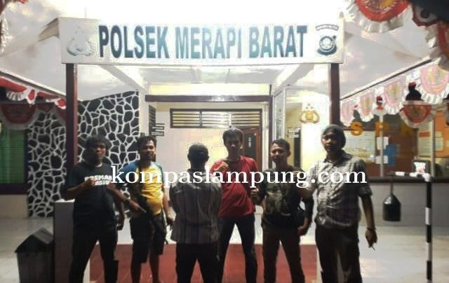 Aniaya Pengawas SPBU di Menggala, Oknum LSM Ditangkap Polisi