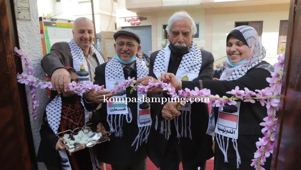 Kantor ACT di Palestina : Bukti Totalitas Mendampingi yang Tertindas