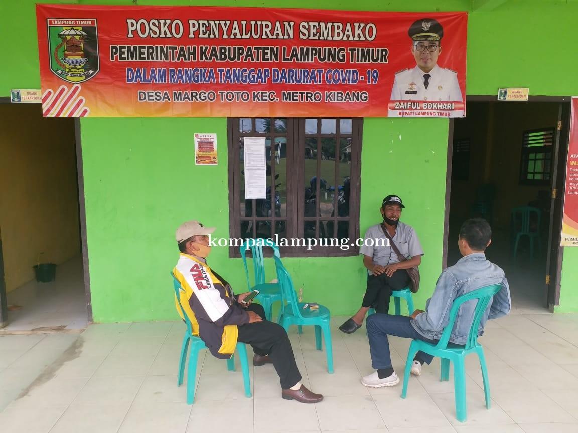 TPK Desa Margototo Bantah Terima Fee Dari Perusahaan Siluman