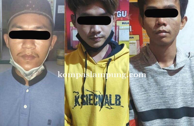 Ribut di Lapo Tuak Meregang Nyawa, Pelaku Ditangkap Team Gabungan Polsek Terbanggi Besar dan Tekab 3