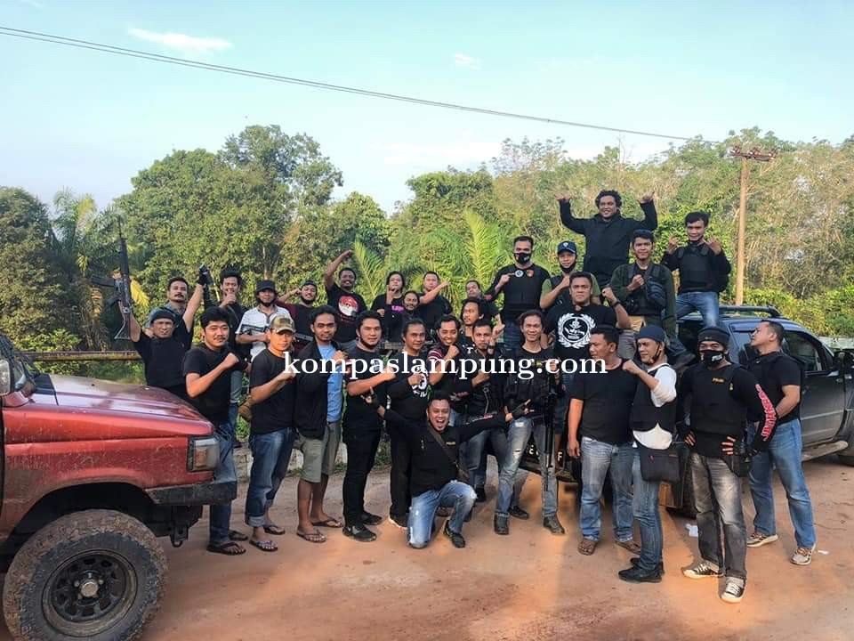 Masyarakat Gunung Terang Apresiasi Kinerja Tim Tekab 308 Polres Tubaba, Ungkap Kasus Pembunuhan