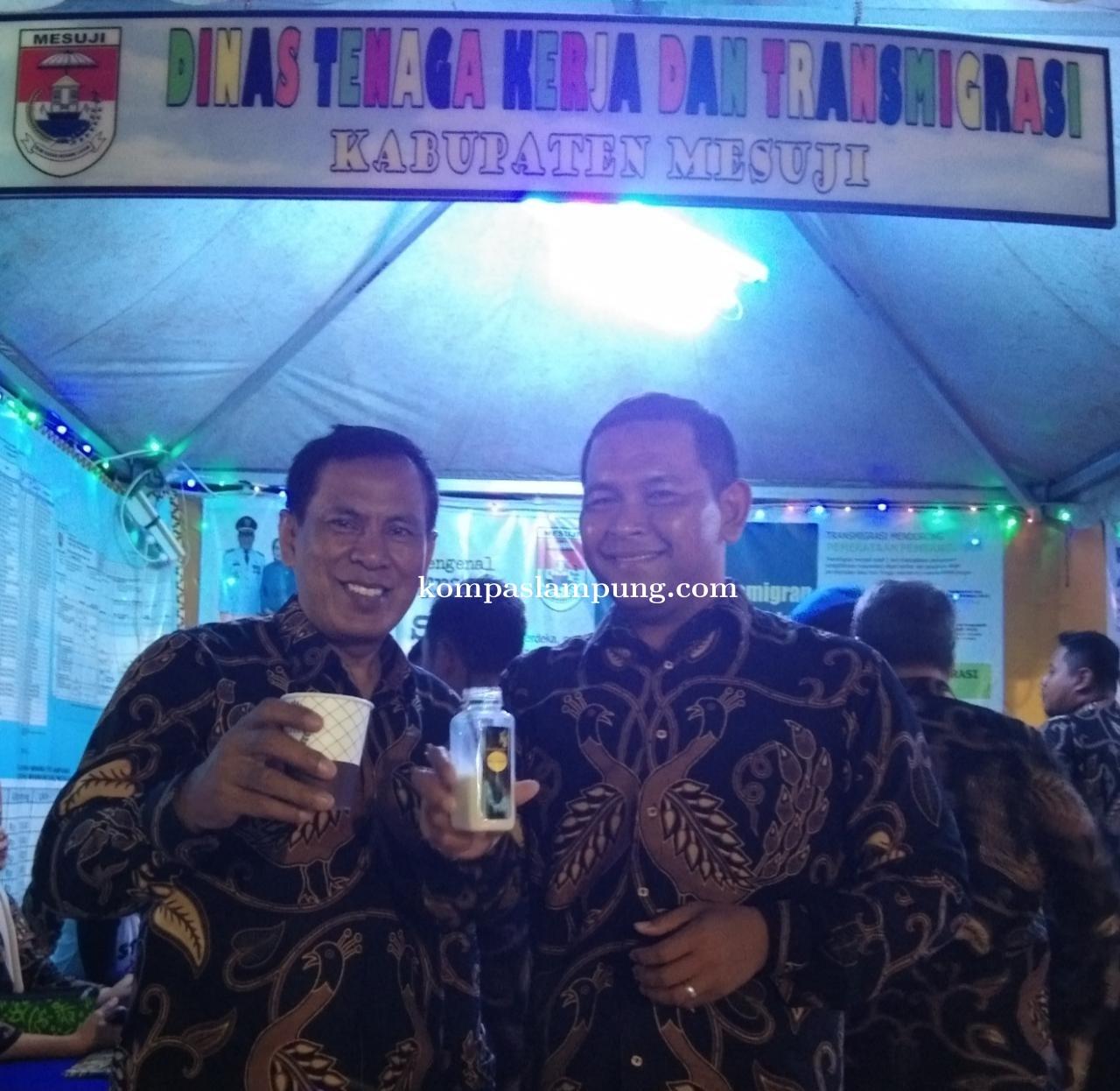 Provinsi Lampung Telah Menetapkan Upah Minimum Kabupaten Mesuji Tahun 2020 Sebesar Rp 2.588.911.87.
