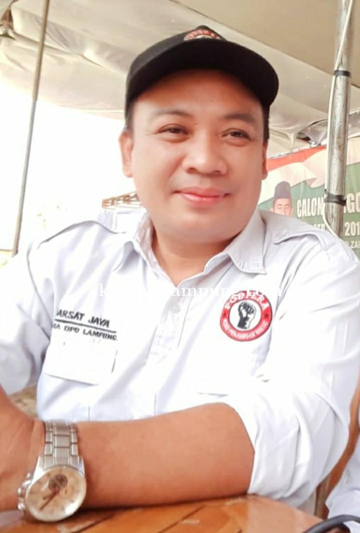 Pospera Lampung Berharap KPK Turun Ke Desa Marsat Jaya, Banyak Kades Kaya Mendadak