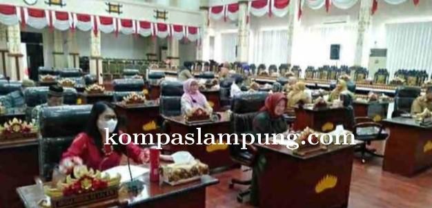 DPRD Kota Metro Hearing Penanganan Virus Covid-19 Oleh Ketua Tondi M.G Nasution