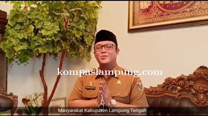Permintaan Maaf Di Sosial Media Dari Wakil Bupati Lampung Tengah
