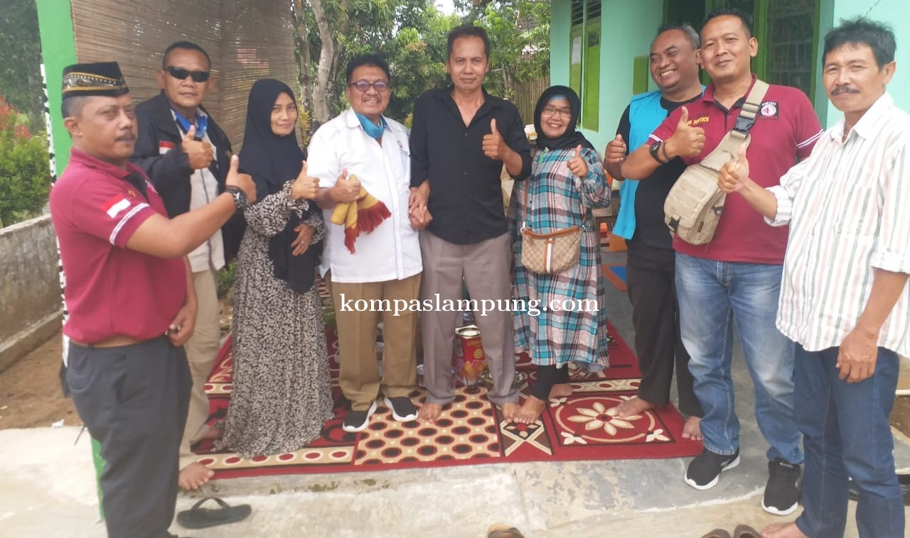 Jelang Akhir Tahun  LSM GOTI Dan Kompas Lampung Akan Gelar Temu Kangen