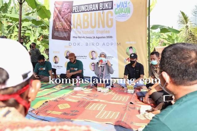 Luncurkan Buku Jabung The Untold Stories Wagub Nunik Ajak Majukan Jabung