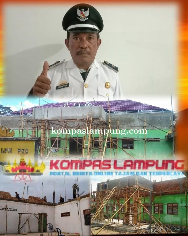 Dana Desa Tahap Pertama Tiyuh Jaya Murni Tubaba Fokus Untuk Membangun Kebutuhan Masyarakat