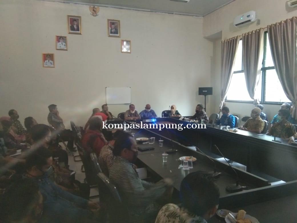 Dinas Pendidikan Dan Kebudayaan Mesuji Siapakan Instrumen Khusus Dalam Menghadapi New Normal
