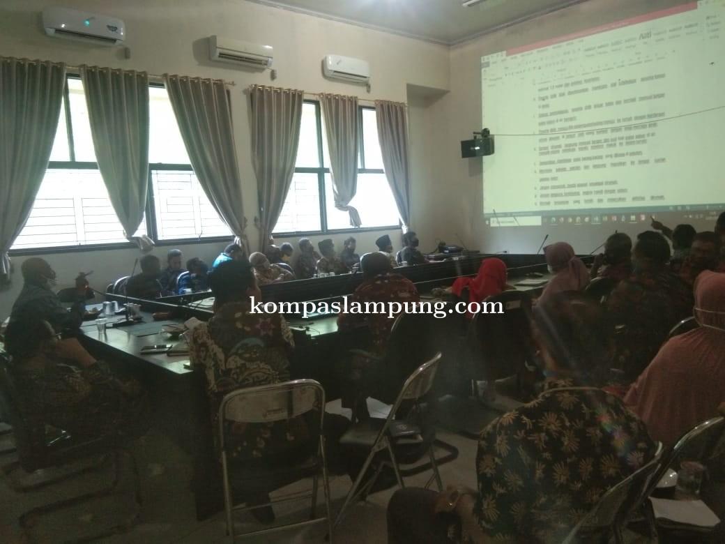 Seketaris Pendidikan Dan Kebudayaan Mesuji Himbau Guru Dan Murid Dalam Hadapi New Normal Disekolah