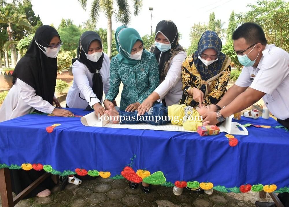 Prevalensi Stunting Kabupaten Lampung Timur Di Tahun 2020