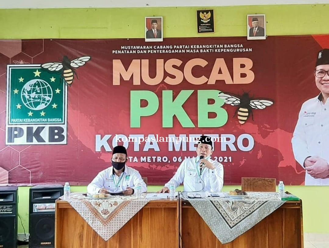 Muhaimin Iskandar Membuka Langsung Muscab Serentak DPC PKB Se-Lampung