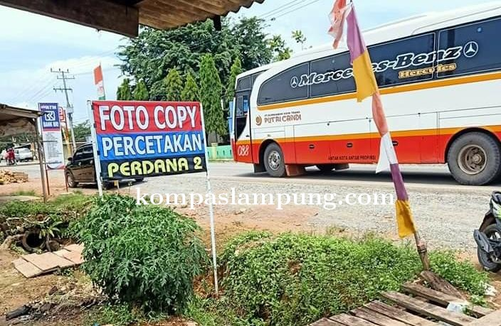 Membludaknya Orang Masuk Mesuji Pemkab Akan Lakukan Pemeriksaan Kendaraan Umum Yang Masuk