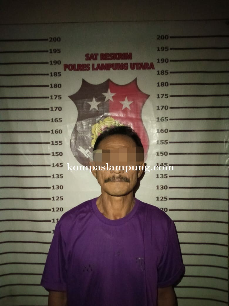 Diduga korupsi Dana Desa Kades Talang jembatan Lampung Utara Digelandang Ke Mapolres Setempat