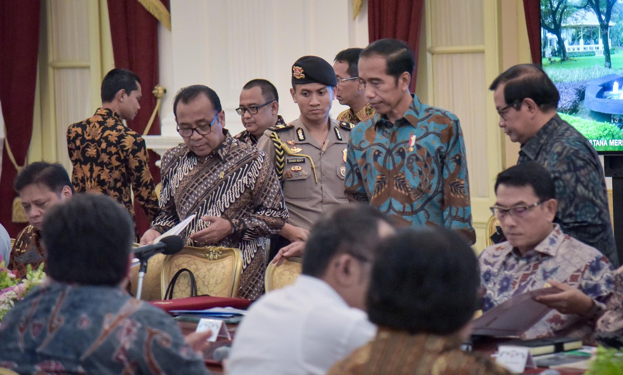Lakukan Pembangunan SDM, Presiden Jokowi Ingin Bonus Demografi Bisa Dimanfaatkan