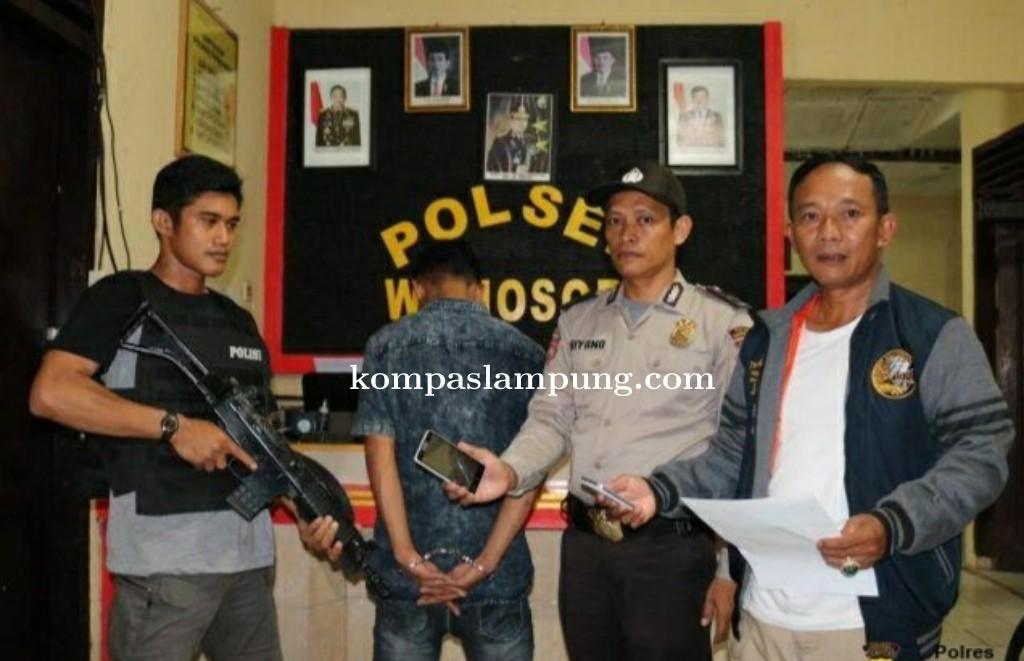 Tujuh Kali Melakukan Kejahatan, Polisi Bekuk Resedivis Jambret