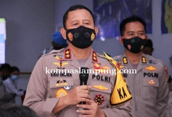 Kapolda Sumsel Melouncing Kegiatan Vaksinasi Covid-19 Di RS Bhayangkara