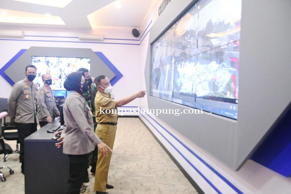 Permudah Perpanjangan SIM, Wakil Walikota dan Polres Metro Ikuti Launching Aplikasi SINAR