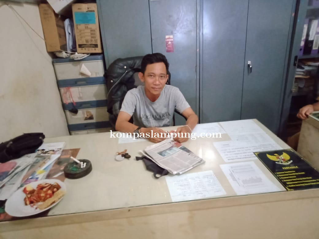 Camat Merbau Mataram Kurang Memahami Undang-Undang, FPII Lampung Angkat Bicara