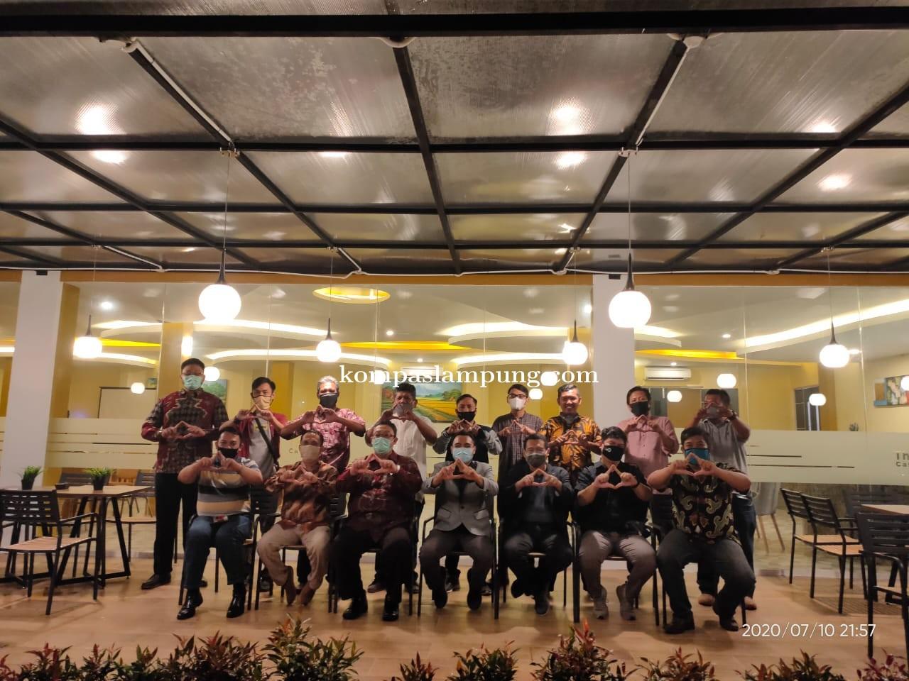 AIDIA HOTEL Undang Awak Media, Food Testing The Thuba Cafe And Resto