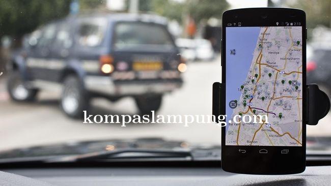 Pakai GPS, Ratusan Pemudik Kesasar Di Lampung Utara