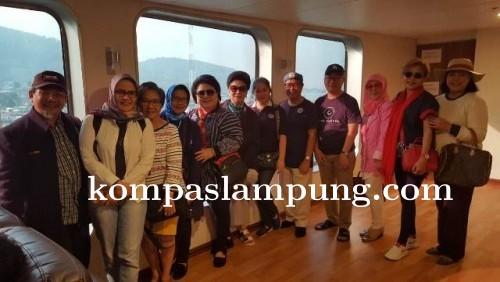 Gubernur Lampung Buka Festival Kopi Lampung Barat  9 - 10 Juli 2019