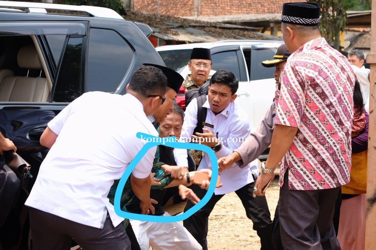 Ini Kronologis Penusukan Terhadap Menko Polhukam Wiranto Di Pandeglang