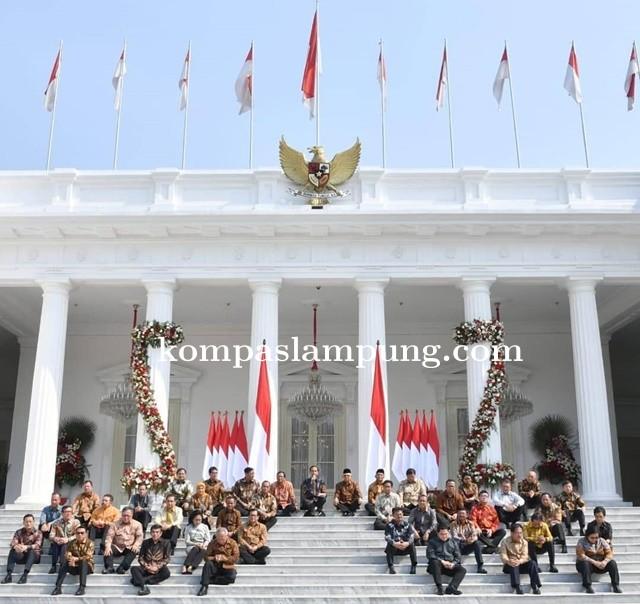 Presiden Jokowi Umumkan Kabinet Indonesia Maju, Ini Sejumlah Menteri Kejutan