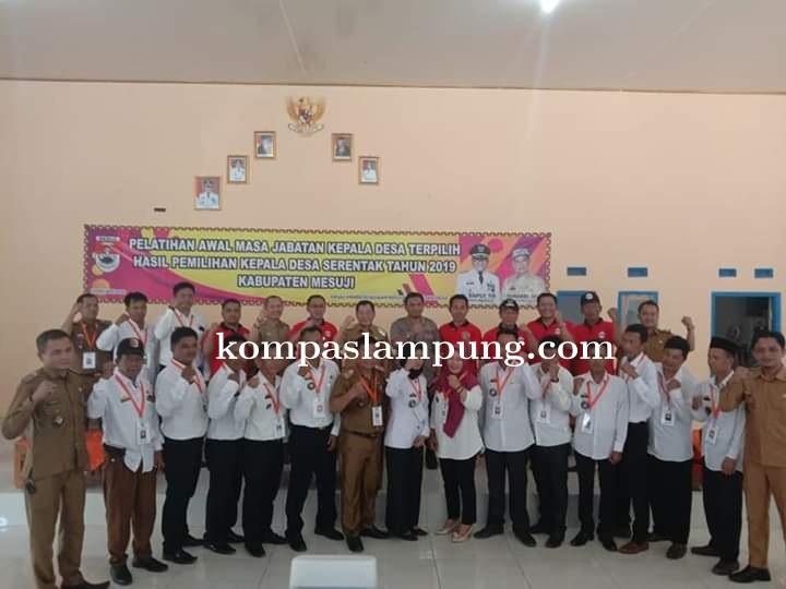 20 Kades Terpilih Di Kabupaten Mesuji Saat Pilkades 2019 Lalu