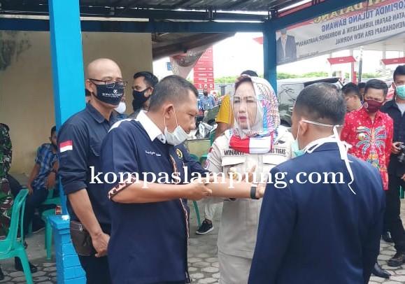 Ketua PWI Lampung Minta Bupati Tulang Bawang Buka Akses Komunikasi Dengan Pers