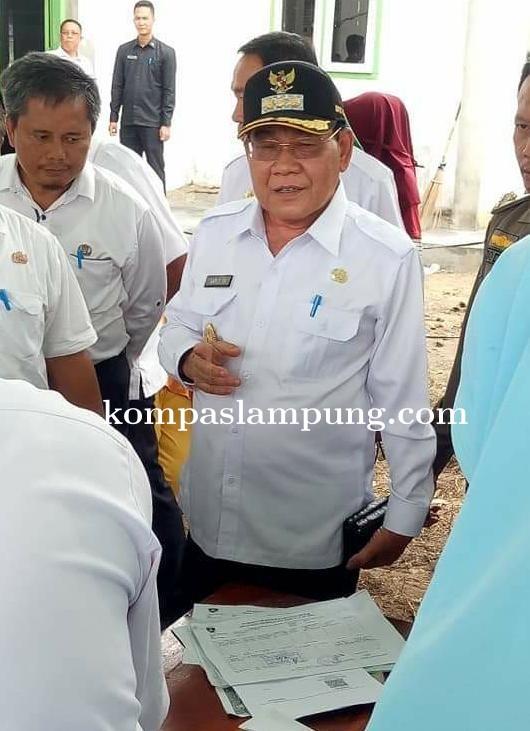 Musrenbang Mesuji Dibuka Oleh Bupati Mesuji H. Saply TH