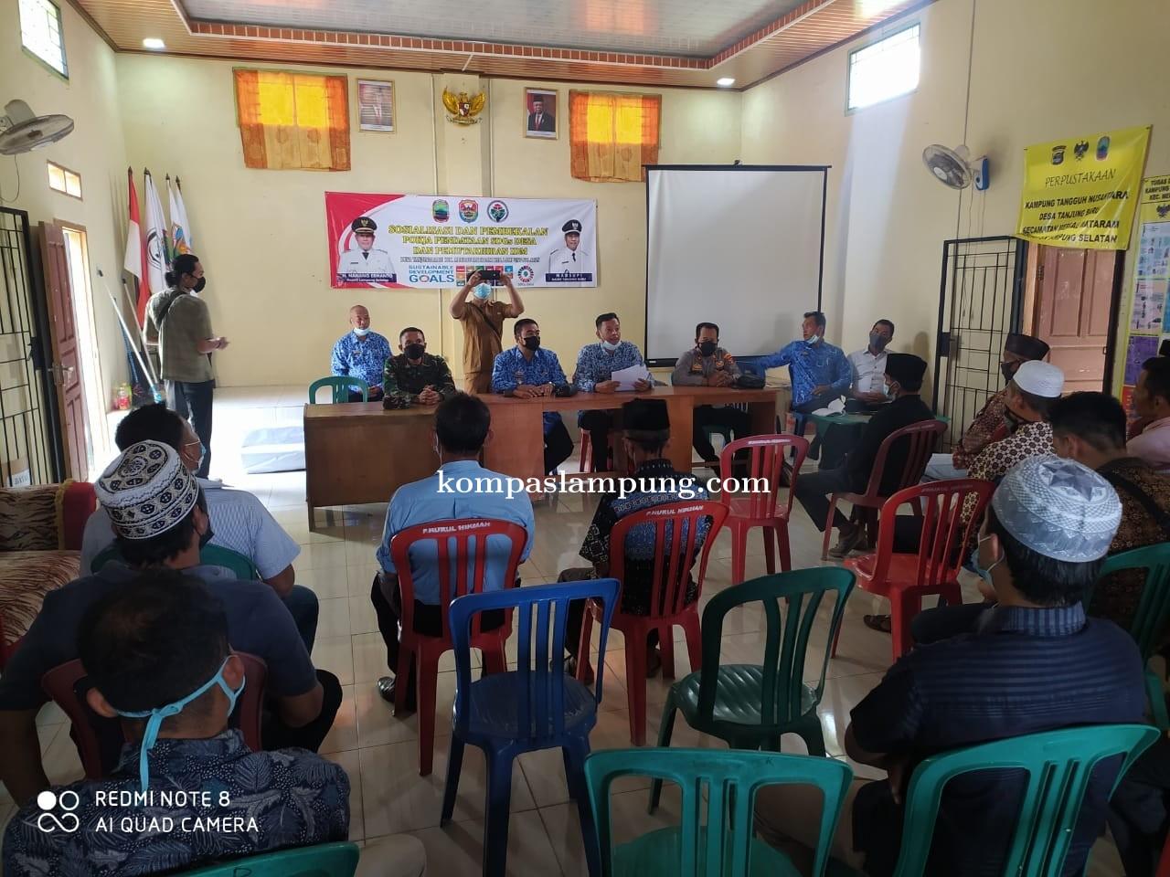 Plt Kades Tanjung Baru Fungsikan Kembali Kadus Yang Mengundurkan Diri Mengundang Polemik Baru