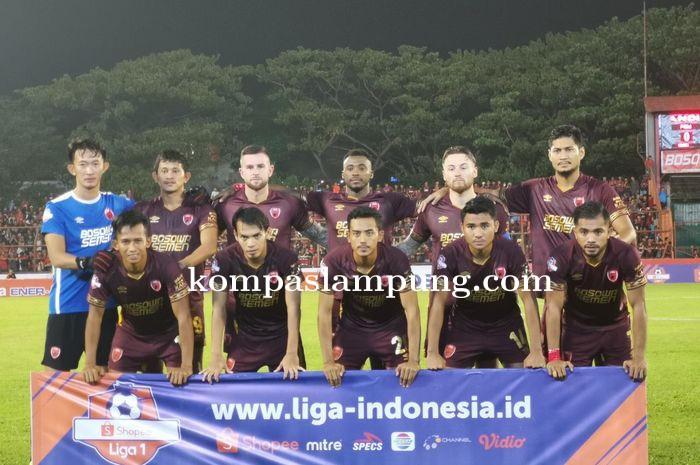 Menang 4-0, PSM Makassar Patahkan Cula Badak Lampung FC