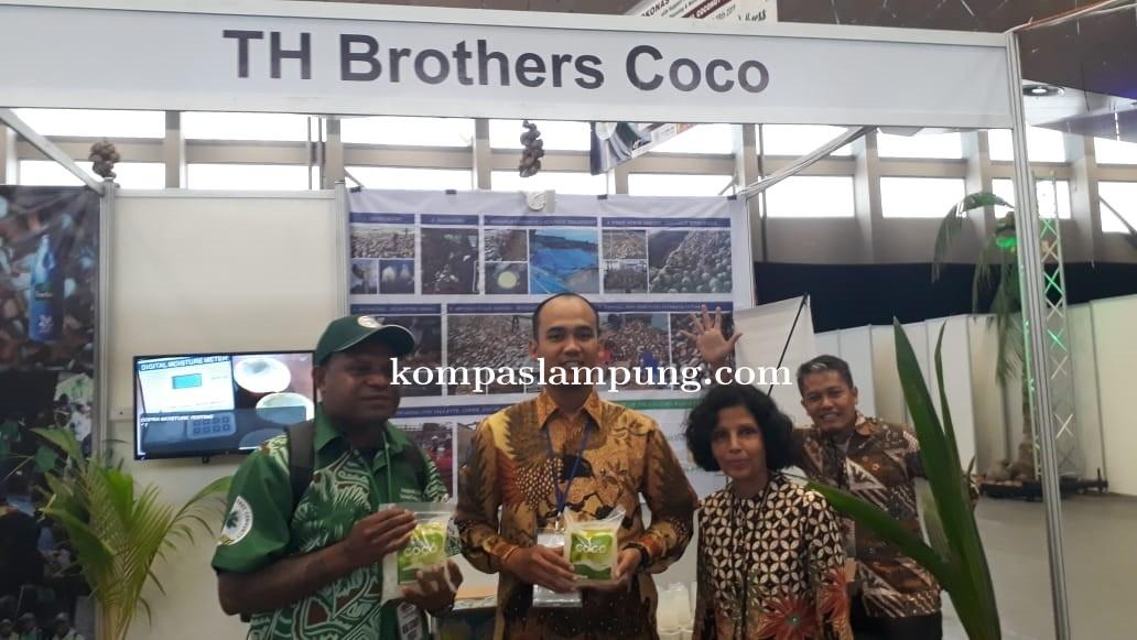 Nata De Coco Lampung Diundang Pemerintah Papua Nugini Untuk Mengukuti Pameran Internasional Diport M