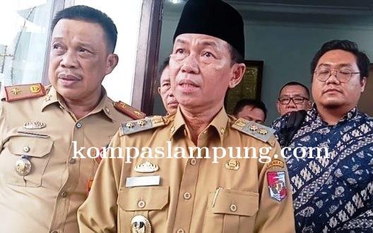 Bupati Lampung Utara Antisipasi Penyebaran Covid.19 Mulai Besok Pelajar SD-SMP SeLampura Di Liburkan