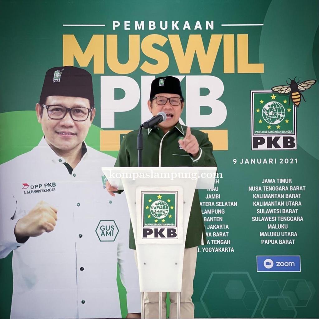Lampung Siap Sambut Target Nasional Tiga Besar Parpol di Pemilu 2024