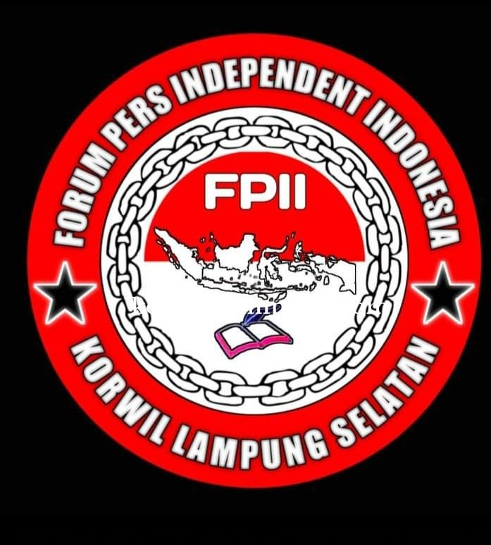 Pers FPII Bagi-Bagi Banner Prokes Ke Sekolah Dan Polsek Merbabu Mataram Lamsel