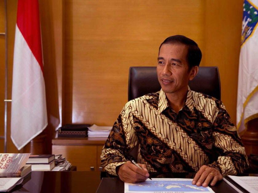 Jokowi janji mati-matian bela Palestina jika presiden